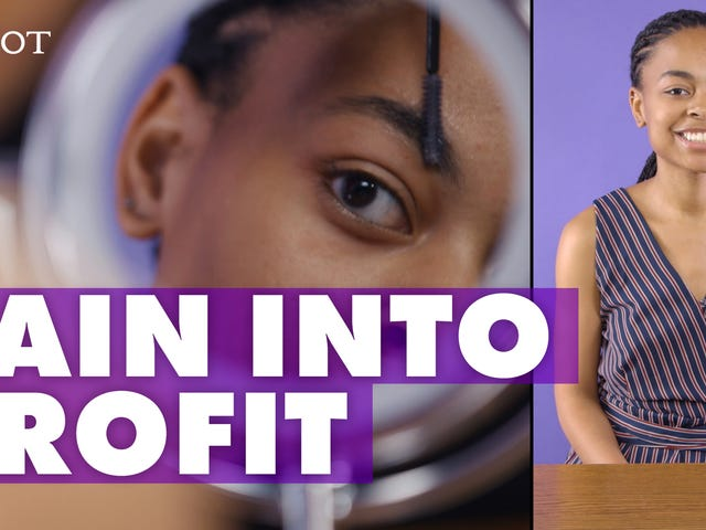 Watch: Teenager Turns Bullying Into Booming Brow Beauty Business