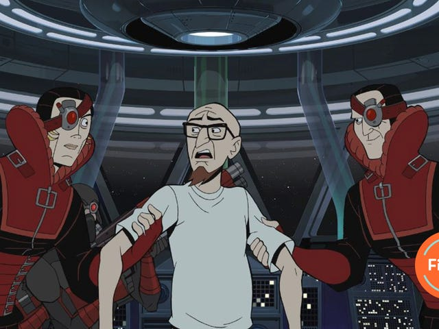 The Venture Bros. ends a superlative season with a relative twist