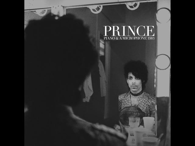 Track: Mary Don't You Weep | Artist: Prince | Album: Piano & A Microphone 1983