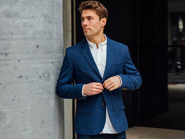 Do You Like to Look Good? Snag a Blazer From Jachs For Only $39