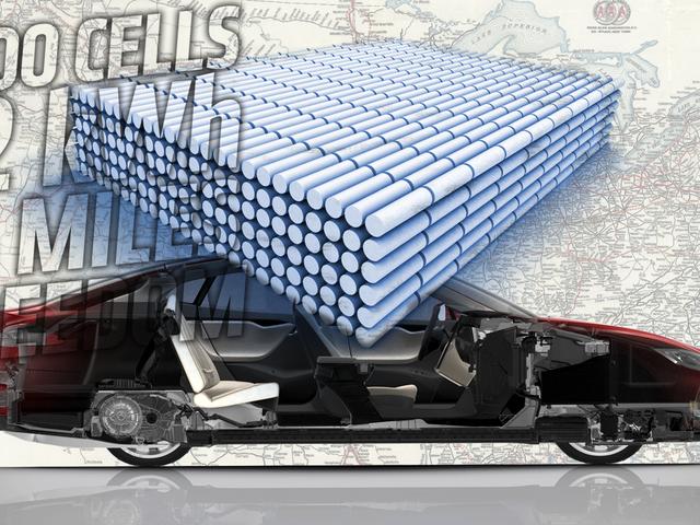 La infraestructura de carga de vehículos eléctricos no está cerca de estar lista, pero tengo una idea