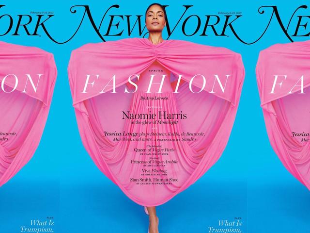 Naomie Harris Calls Anti-Immigration Talk 'Madness' and 'Retrograde'