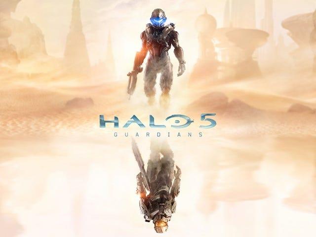 Mangel på huvudchef var det minsta av <i>Halo 5</i> : s kampanjproblem