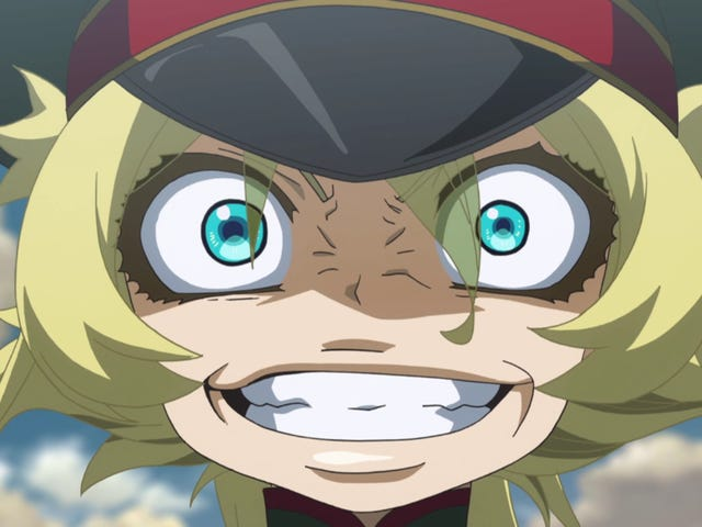 The Saga of Tanya the Evil is getting an anime movie