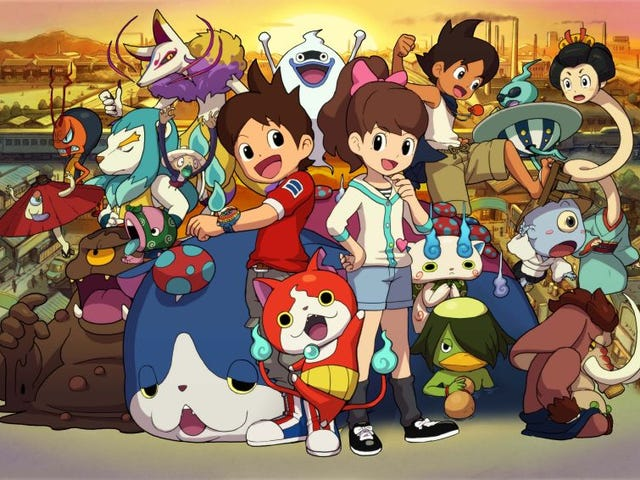 Hopefully Yo-kai Watch 2 Will Give Me Those Familiar Summer Chills
