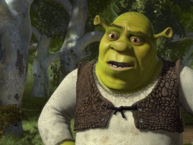 Ei han pasado ni 20 años desde el estreno de <i>Shrek</i> ja ya están haciendo a reboot