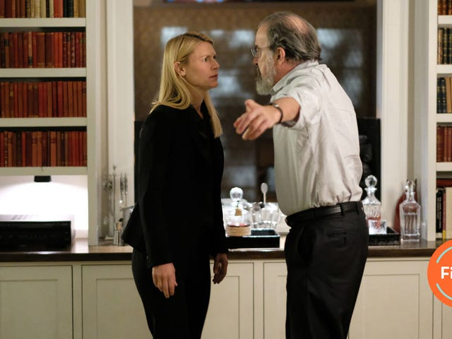 A tense, riveting Homeland series finale concludes with a preposterous coda