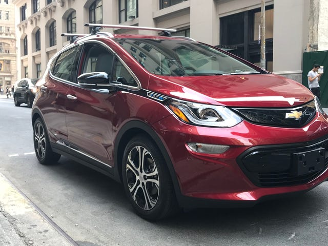 What Do You Want to Know About the 2018 Chevrolet Bolt?