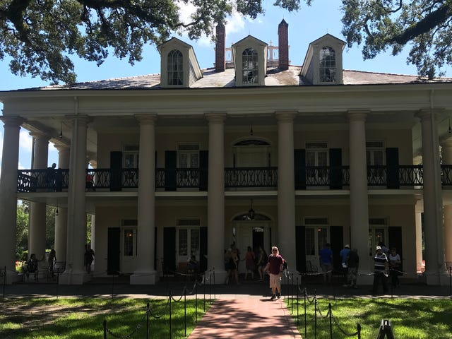 Who Would Have Thought Touring a Louisiana Plantation Was a Good Activity for a Bachelor Party Weekend?