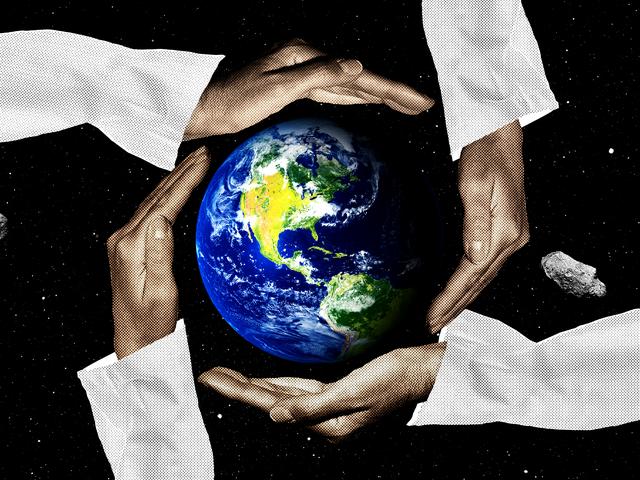 क्षुद्रग्रहों से पृथ्वी की रक्षा कौन करता है?