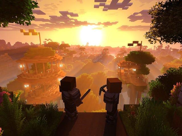 Pembaharuan Grafik Minecraft yang Dijanjikan Telah Dibatalkan