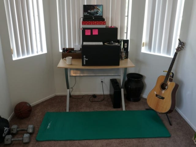 Four Things I've Learned Using a Standing Desk