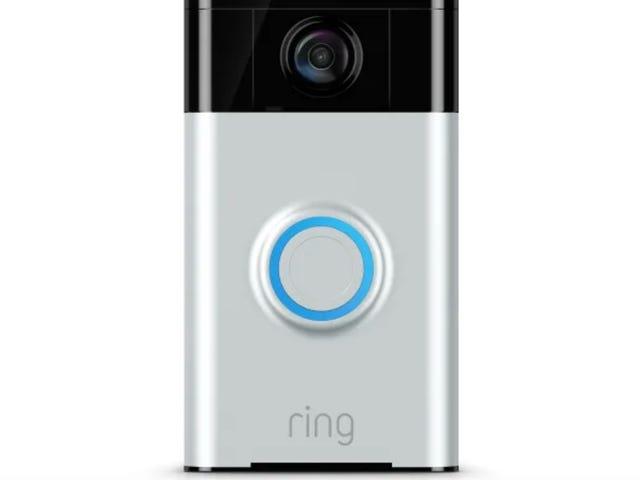 Amazonas Ring Security Cameras kan ha la ansatte spionere på kunder: Rapport