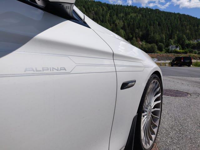 Techo largo Alpina BMW