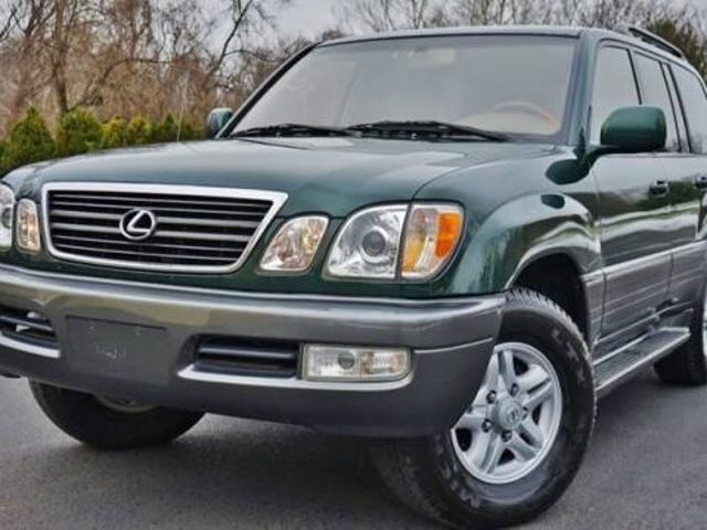 Someday I'd love to buy another LX470
