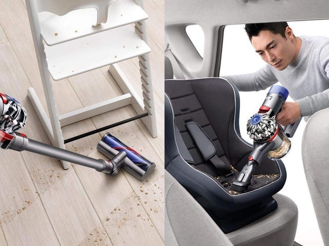 If Your Vacuum Still Has a Cord, You Want This Deal