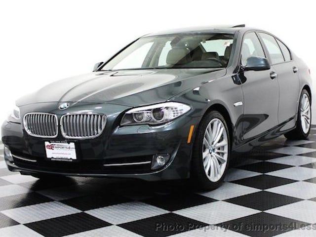 GCFSB: 2011 BMW 550i/6