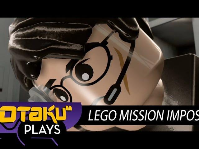 Mission Impossible це найкраще нове доповнення до Lego Dimensions