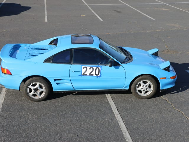 The Slow (read: SLOW) Path to Autocross Competitiveness
