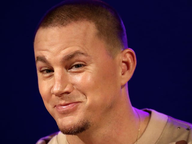 Channing Tatum Has Popped, Locked, and Dropped Back Into Jessie J's Arms!