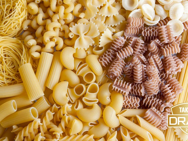 The Takeout's fantasy food draft: Best pasta shapes