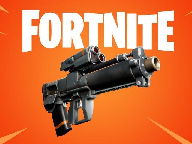 Patch Fortnite 9.21 membawa senjata baru, Proximity Launcher, sebuah LTM yang disebut Horde Rush, dan twe
