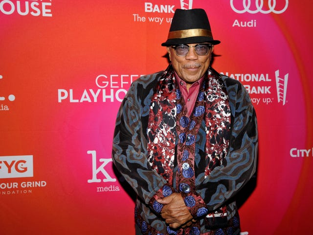 Quincy Jones Is Probably Shooting Dust but Doesn't Want to Date 'Old,' 'Fat' Women