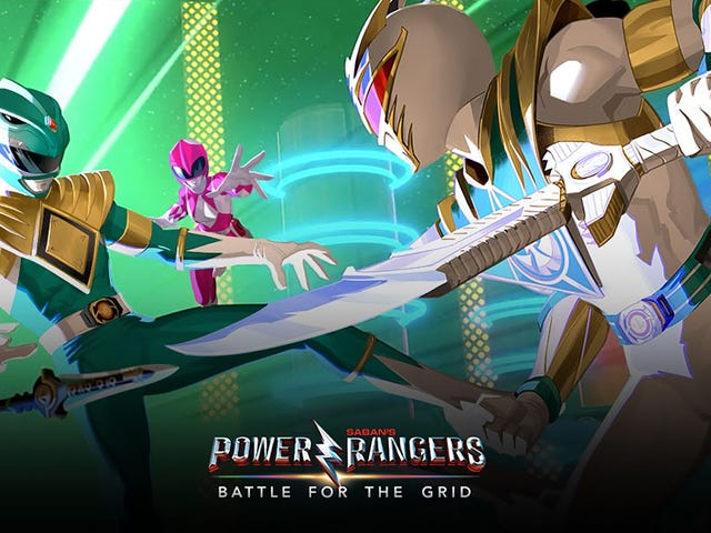 The Power Rangers Fighting Game Adds Three New Rangers And A Story Mode