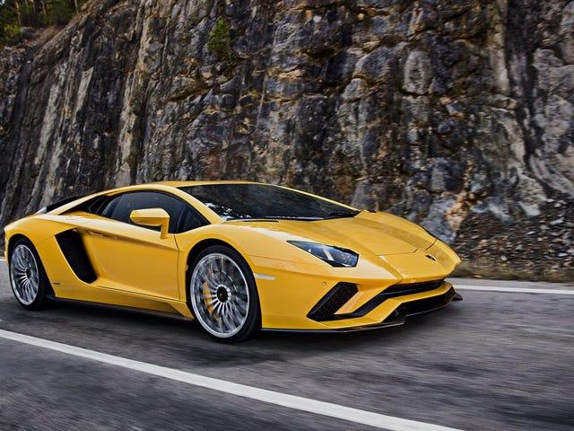 YouTube Hell: видання Lamborghini