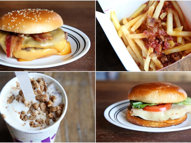 There are 2 must-get items from McDonald's new Worldwide Favorites menu