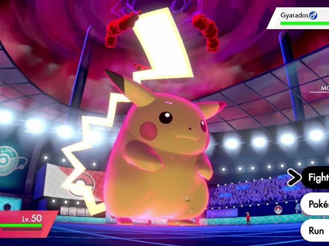 Pokémon-miekka ja kilpi saavat jotkut televisiot sammumaan [Päivitä]