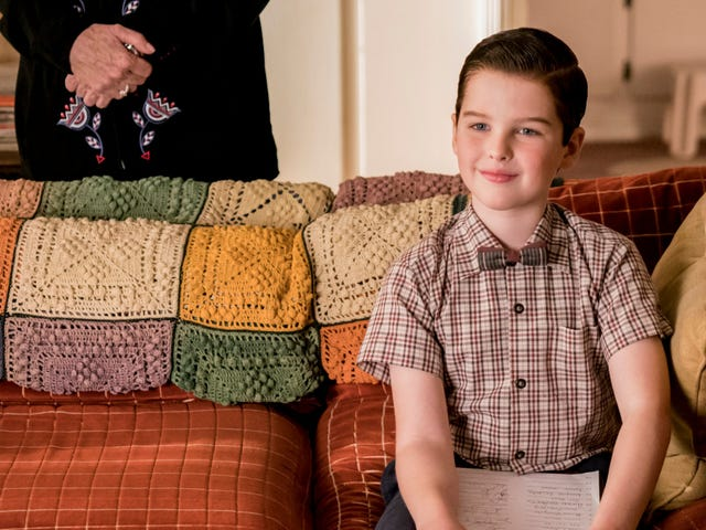 We will never be free of Young Sheldon
