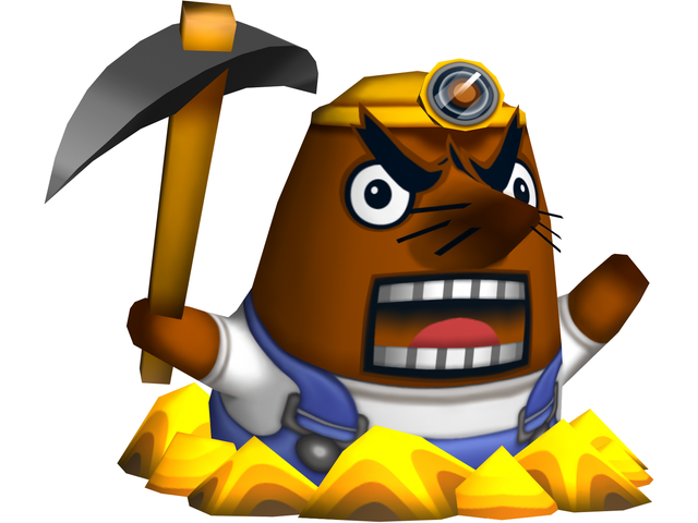 Nation Weeps As Animal Crossing's Mr. Resetti Loses His Job