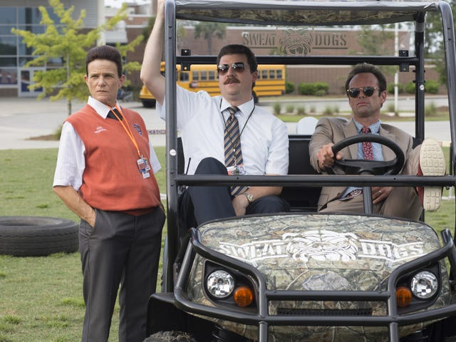 Vice Principals is in full back-to-school swing