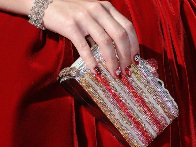 Farewell to Iconic Whimsical Sparkly Handbag Genius Judith Leiber