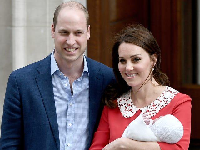 Gaze Upon the New Royal Baby, Peasants