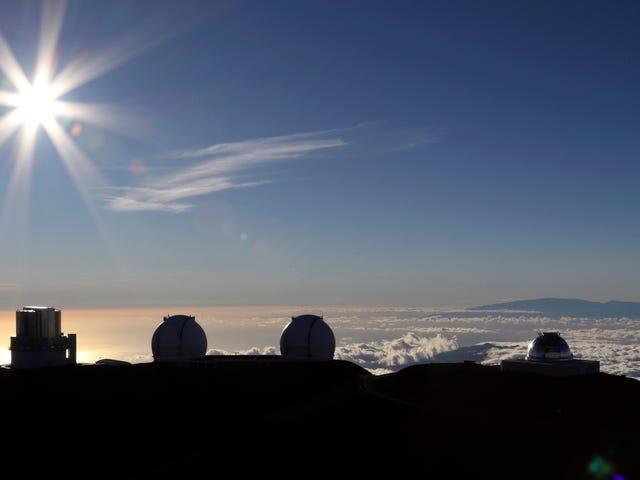 Los hawaianos nativos obtuvieron una gran victoria en la lucha por el telescopio de treinta metros