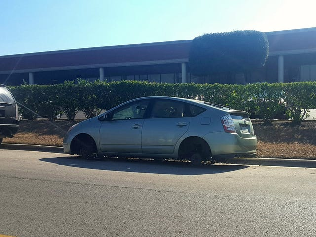 Are Prius wheels valuable?