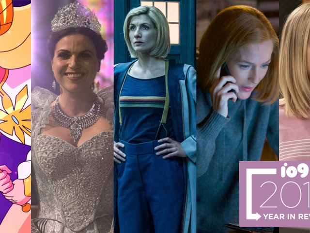 The 10 Best (and 4 Worst) TV Shows of 2018