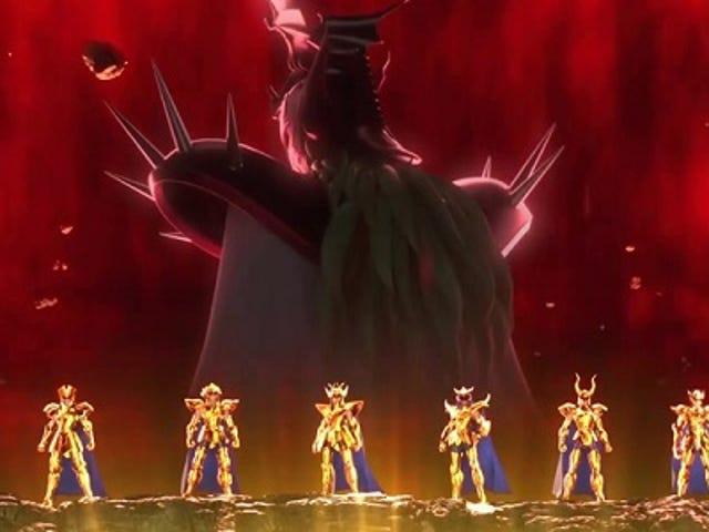 Saint Seiya: Knights of the Zodiac is getting a second season