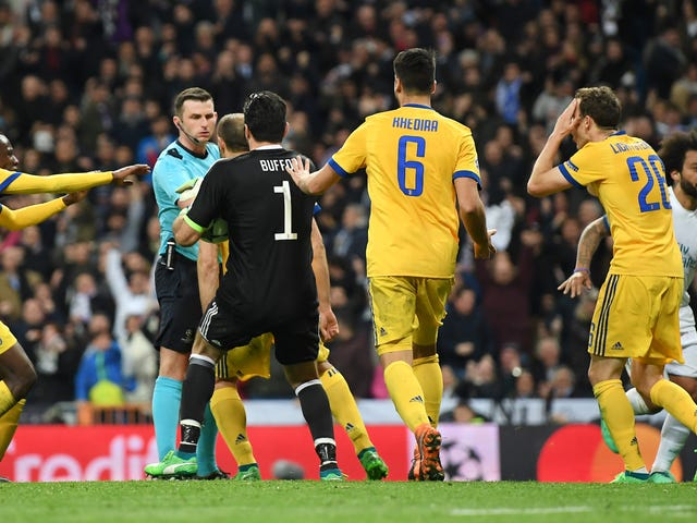 Juventus Almost Pull Off Amazing Comeback Before Real Madrid Rip Out Their Hearts
