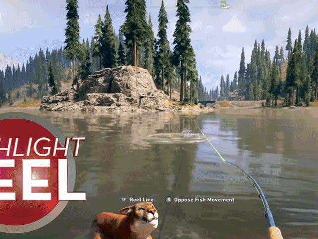 <i>Far Cry</i> Puma Dalgalar Balıklar