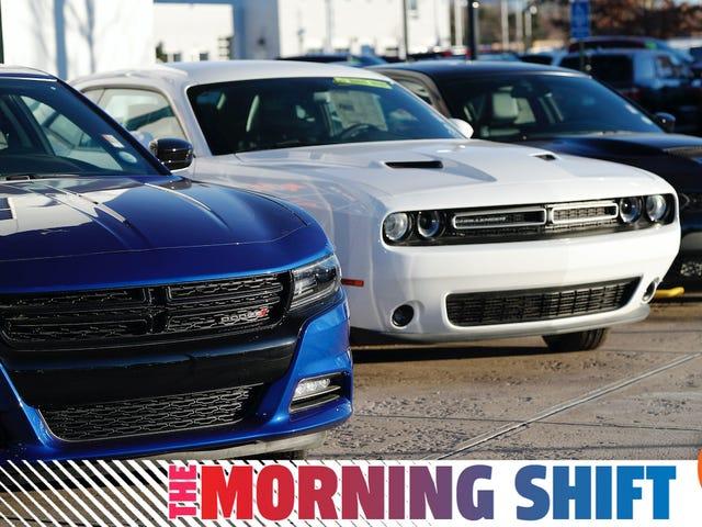 फिएट क्रिस्लर कई लानत कारों का निर्माण कर रहा है