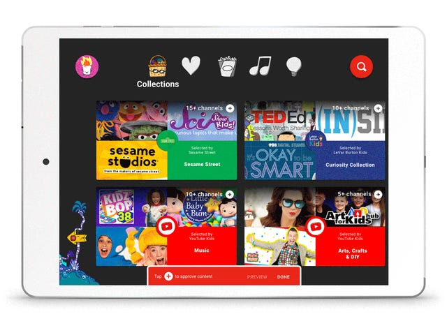 YouTube Kids Is Getting Some Totally Sensible Parental Controls