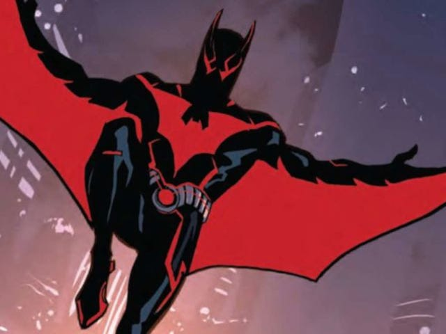 La sélection d'articles d'aujourd'hui de la communauté lectrice de Kotaku: The Geek Empress Reviews: Batman Beyond Rebirth: Escape From ...