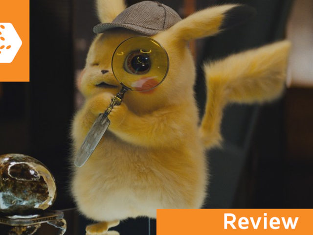 Pokemon Detective Pikachu solves the mystery behind being a good video game movie