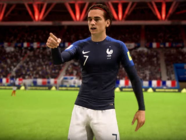 EA's FIFA 18 World Cup Patch Is A Surprise