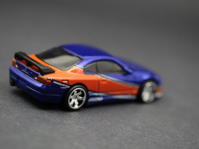 Hot Wheels Fast and Furious Series: Han Seoul-oh's Silvia S15