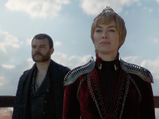 Cersei Lannister es más inteligente que todos estos idiotas