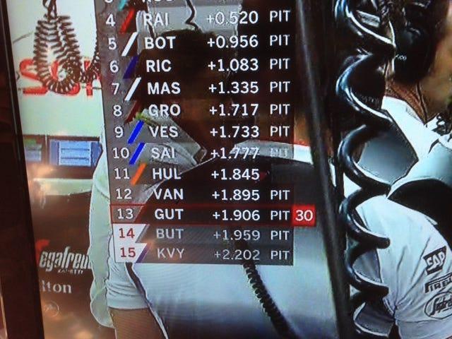 Ang Bagong Format para sa F1 Qualifying ay Effing Stupid